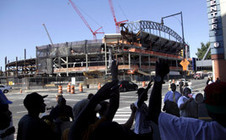 Why Do Mayors Love Sports Stadiums? | The Nation | Sports Facility Management | Scoop.it