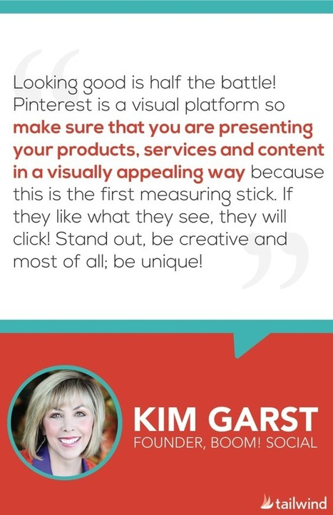 Pinterest Tips from the Pro's | Pinterest | Scoop.it