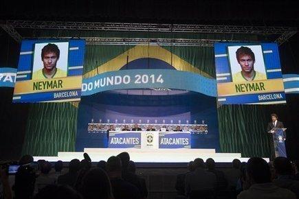 Brasil anuncia su equipo para el Mundial - El Nuevo Herald | blog | Scoop.it