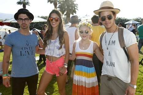 How Music Festival Culture Has Shaped Spring Trends | Fashion | Scoop.it
