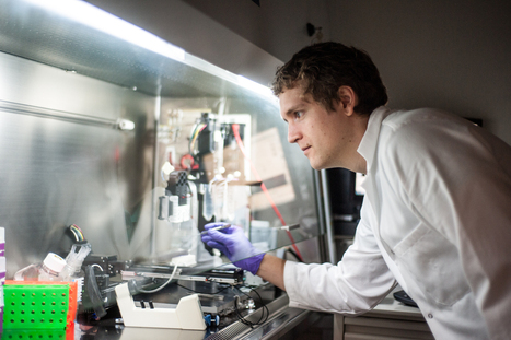 UBC biotech startup aims to print living human organs | Science is our friend | Scoop.it