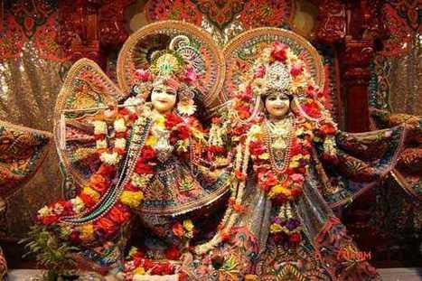 Shree Krishna Shayari For Janmashtami   Hindi SMS Shayari   Scoop.it