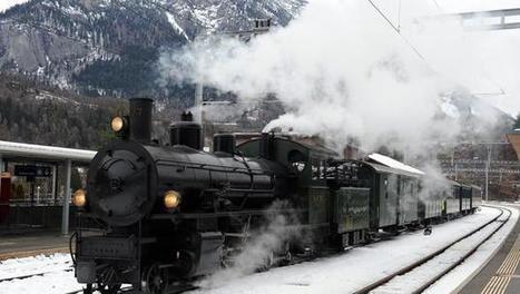Alte Züge sollen wieder öfter rollen | Rhätische Bahn Today | Scoop.it