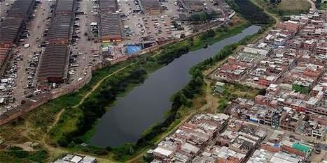 Así se ve el suroccidente de Bogotá desde el cielo - Bogotá - El Tiempo   POR BOGOTA   Scoop.it