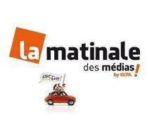 La matinale des médias - ISCPA Écoles   Portes ouvertes, enseignement supérieur   Scoop.it