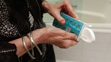 Sensors let Alzheimer's patients stay at home, safely - CNN | we love seniors - les scoops | Scoop.it
