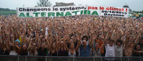 Contre la crise économique, sociale, écologique et climatique construisons 10, 100, 1000 villages des alternatives Alternatiba... ALTERNATIBA, kesako ? | actions de concertation citoyenne | Scoop.it