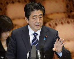 Premier Japan bezoekt Anne Frank Huis - Nieuws.nl | Katern Japan | Scoop.it