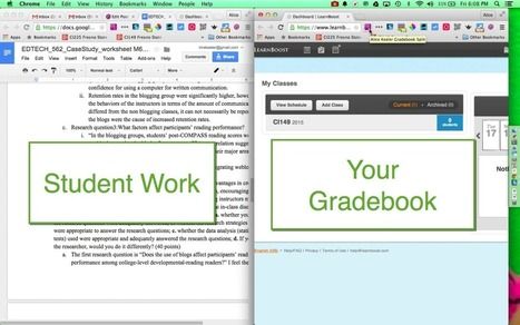 Chrome Extension – Gradebook Split | New Web 2.0 tools for education | Scoop.it