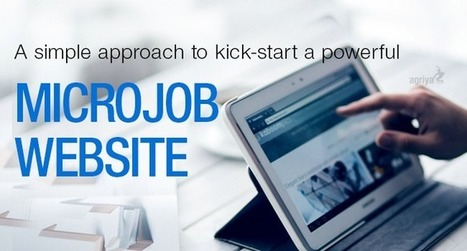 Start a microjobs website with the help of Agriya's FPPlatform | Technology and Marketing | Scoop.it
