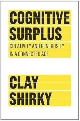 MOOCs, Milkshakes and Clay Shirky's book 'Cognitive Surplus' | MSc: Learning and Technology | Scoop.it