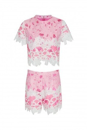 Laser Cut Floral Lace Coordinate | Stylewise Direct | Women's Fashion Online | Scoop.it