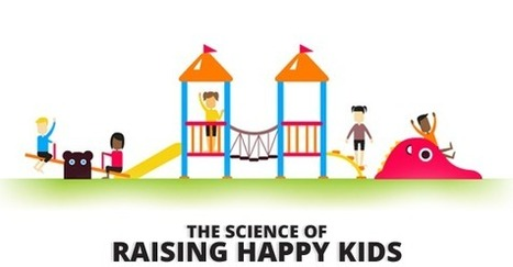 INFOGRAPHIC: 24 Things Every Parent Needs to Know to Raise Happy, Healthy Kids   Healthy Kids Lifestyle   Scoop.it