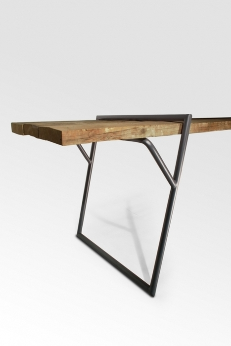 Quadra Table | Art, Design & Technology | Scoop.it