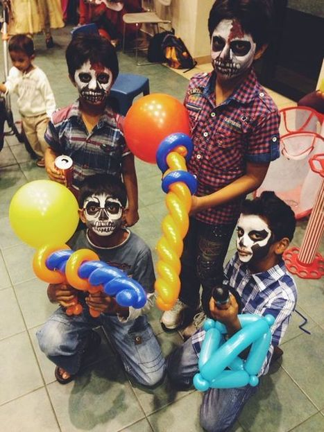 Balloon Sculpting Singapore - Available at affordable prices! | Party Mojo | Scoop.it