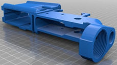 Defcad: 3D Printing Means Unlimited Guns for Every American - PC Magazine   3D  Printing   Scoop.it