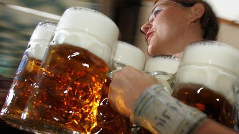 Estudio: El consumo de cerveza ayuda a prevenir el Alzheimer y el Parkinson - RT | Bioderecho y Ciencias Jurídicas | Scoop.it
