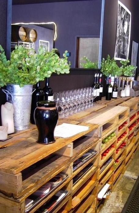 35 Amazing Uses For Old Pallets | What Surrounds You | Scoop.it