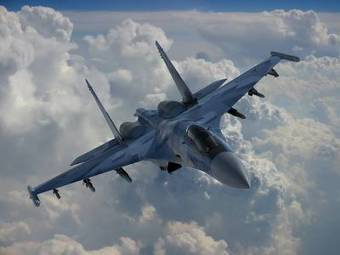 CONFIRMED: Russian SU35 Fighters Now in Syria | Saif al Islam | Scoop.it