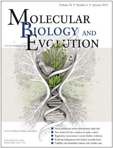 "New WSL publication ""Postembryonic Hourglass Patterns Mark Ontogenetic Transitions in Plant Development"" in Molecular Biology & Evolution 