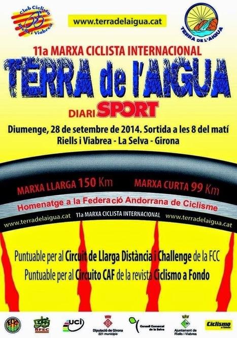 Blog - Club Ciclista Riells i Viabrea | blocs esport La Selva | Scoop.it