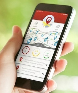 Johnson and Johnson subsidiary launches realtime health map app | mobihealthnews | Pharma - Healthcare & Technology | Scoop.it