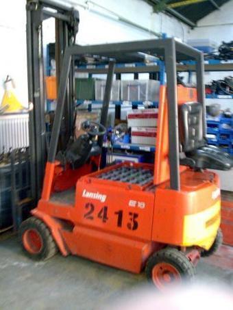 Used Forklift Sales - Second hand Forklifts - B&K Forklift Trucks Ltd Bradford | Social Network for Logistics & Transport | Scoop.it