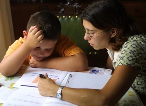¿Quién tiene que estudiar en tu casa? | Escuela de Padres | Escuela en familia | Scoop.it