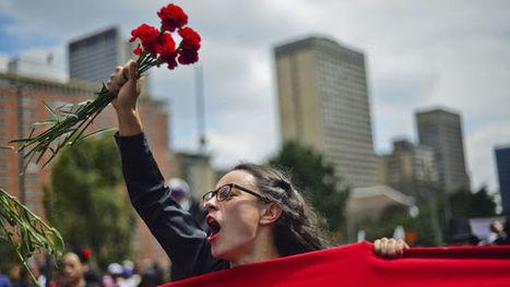 La batalla de las mujeres para conseguir una paz feminista en Colombia   Mujeres el 51 por ciento de la población   Scoop.it