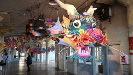 Art on Alcatraz: Exhibit by Chinese Artist Ai Weiwei opens at America's most ... - Fox News | Art Installations, Sculpture, Contemporary Art | Scoop.it