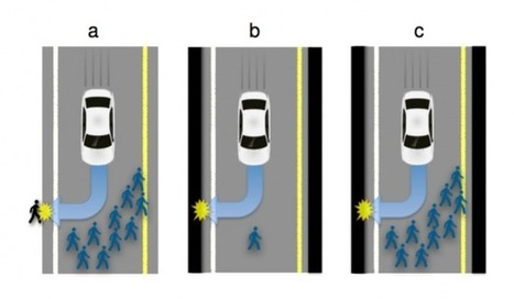 Why Self-Driving Cars Must Be Programmed to Kill | MIT Technology Review | Information Cyber Corps | Scoop.it