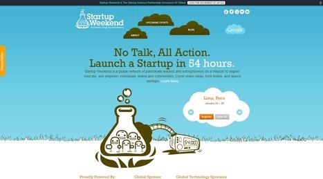 Un startup weekend à l'école Polytechnique! - Kablages | Random | Scoop.it