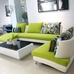 Spring Green: A Fresh Pop of Color for Your Home Decor | Evoke Modern Homes | Scoop.it