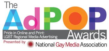 The Inaugural Ad POP Award Winners - National Gay Media Association