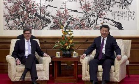 China unveils reforms to ease grip on economy - Arab News | Ethical issues when trading with Emerging Markets | Scoop.it