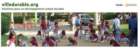 RÉFÉRENCES MÉTHODOLOGIQUES:  mise en œuvre de projets de développement urbain durable. | Machines Pensantes | Scoop.it