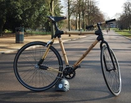 A Londres, un atelier pour fabriquer son propre vélo en bambou | Vélib et moi le blog | L'Etablisienne, un atelier pour créer, fabriquer, rénover, personnaliser... | Scoop.it