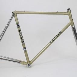 Faggin frame - Vintage Velo | Vintage Velo News | Scoop.it