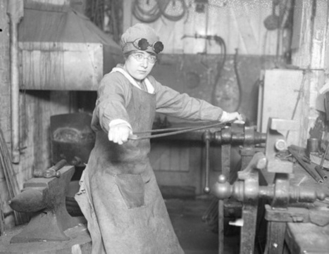 Working Women in the First World War | History and the Australian curriculum | Scoop.it