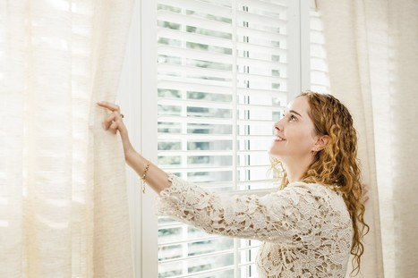 Deciding Whether Custom Window Treatments Are Right for Your Home | Allure Window Treatments | Scoop.it