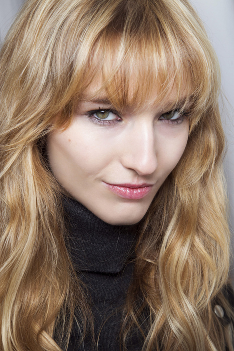 The 50 Best Bangs for Fall 2015 | Daily Makeover | kapsel trends | Scoop.it