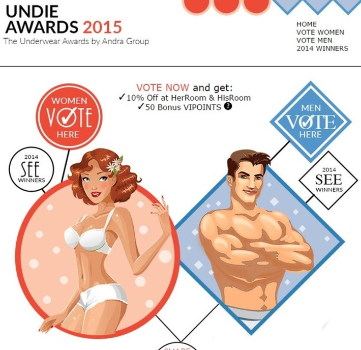 The Undie Awards - Divorce Darling | Lingerie Love | Scoop.it