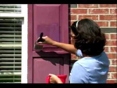 Watch how to restore and clean vinyl shutters and siding! - Shutter Renu | Vinyl Shutter Restoration | Scoop.it