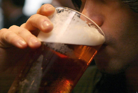 Scans Yield Big Surprise About Beer's Effect On Brain | Wine in the World | Scoop.it