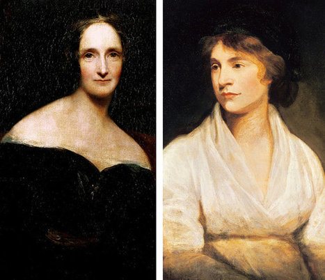 ... Mary Wollstonecraft and the daughter she never knew   Writers & Books