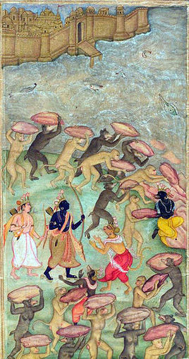 Why Lord Rama's stone sank in the ocean | God And I Blog on Speakingtree.in | Articles of Interest | Scoop.it