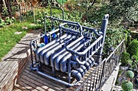 World's first biological wastewater treatment pipe unveiled - AMEInfo   MishMash   Scoop.it