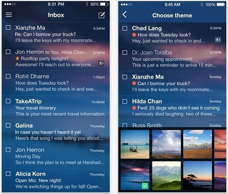 Yahoo Mail now lets you block images, web UI gains improved Folders, compose and more | Best iPhone Applications For Business | Scoop.it