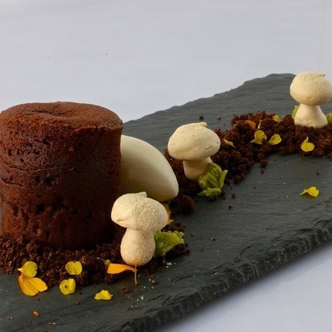 Porcini dessert.... | The Porcini Chronicles | Scoop.it