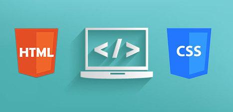 Les meilleurs cours en ligne pour Apprendre HTML et CSS | Webdesign, Créativité | Scoop.it